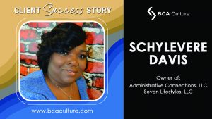 Schylevere Davis Owner of: Administrative Connections, LLC Seven Lifestyles, LLC